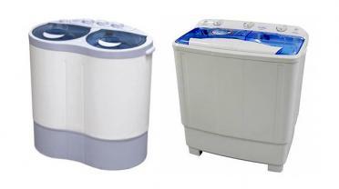 Полуавтоматические стиральные машины