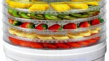 Электросушилки для овощей, фруктов, грибов