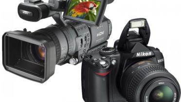 Foto va video kameralar