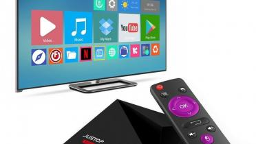 Smart TV pristavkalari
